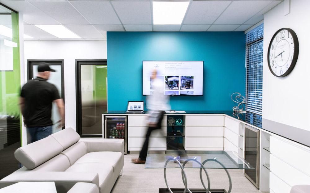 Aurora Glazing Solutions - Office