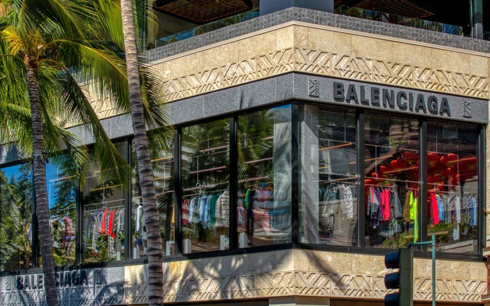 2330 Kalakaua Avenue 100200 Balenciaga