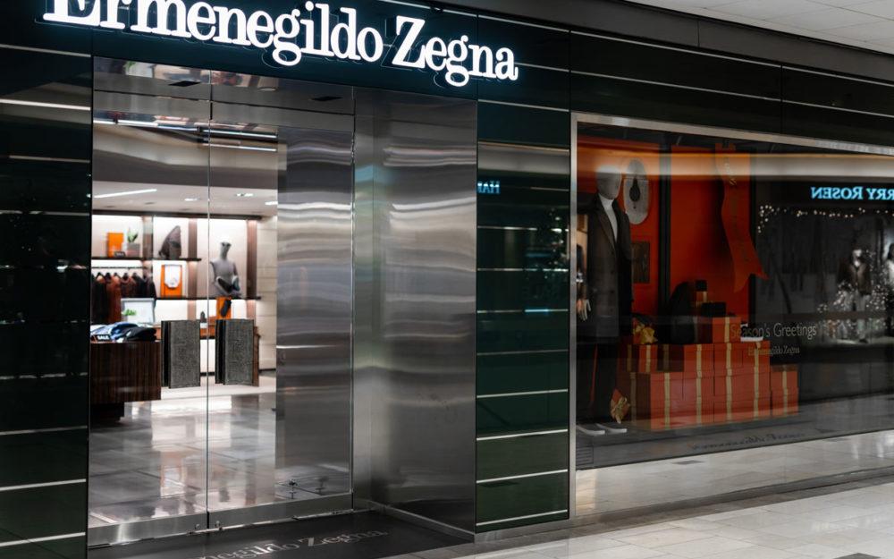 Ermenegildo Zegna - Pacific Centre
