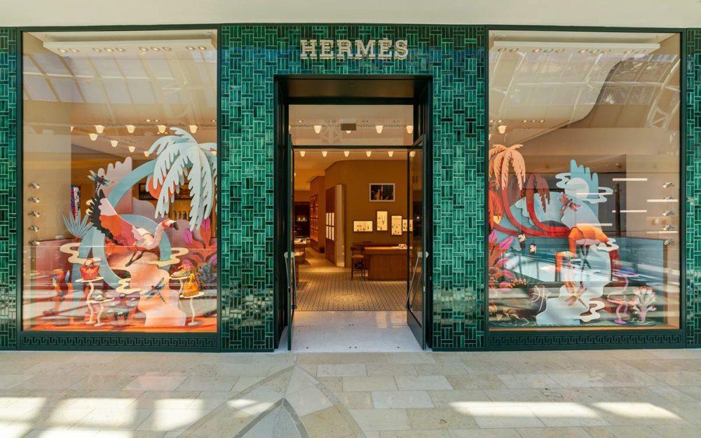 Hermes of Paris - Orlando Space P2914200 Conroy Road