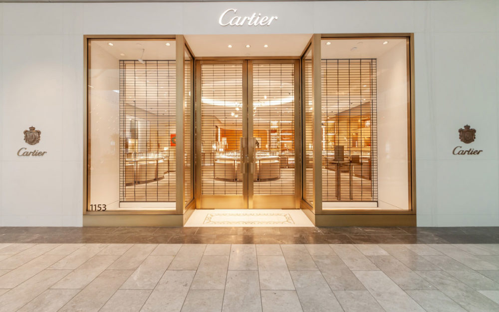 Cartier - Fashion Square - Scottsdale, AZ - 7104 East Camelback Road