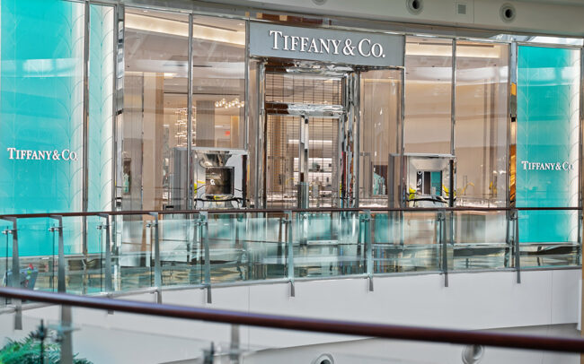 Tiffany & Co. - Mall at Millenia Orlando, FL